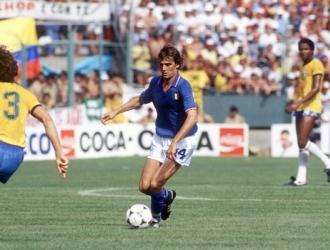 Tardelli ganó el mundial de 1982 en España / Foto: Cortesía