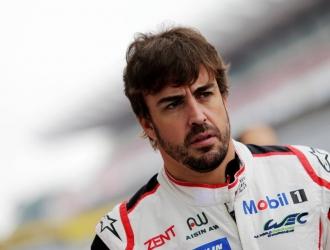 Alonso piensa en su futuro / Foto: Cortesía