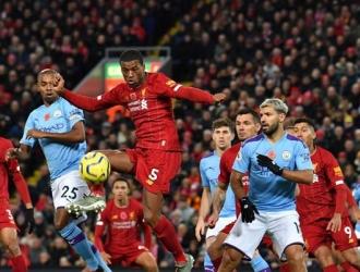 Duelo de la competición entre Liverpool y Manchester City / Foto: Cortesía