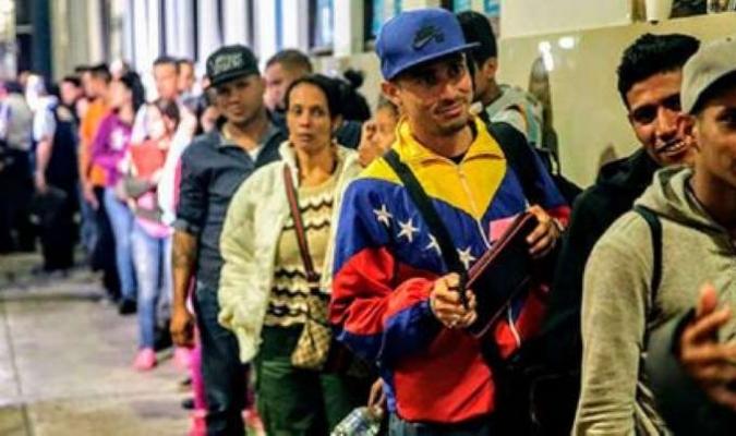 Más de 5.000 familias venezolanas recibirán ayuda/ Foto Cortesía