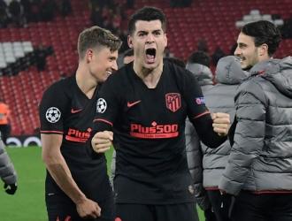 Morata anotó el último gol de la remontada/ Foto Cortesía