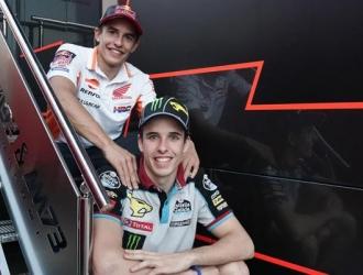 Los hermanos son pilotos de la MotoGP / Foto: Cortesía