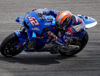 Rins amplió su vínculo con Suzuki / Foto: Cortesía