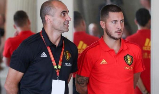 Hazard se encuentra recuperándose de su lesión / Foto: Cortesía