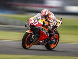 Márquez participará en la carrera virtual/ Foto Cortesía