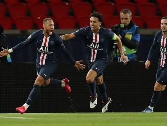 El PSG clasificó a los cuartos de final/ Foto Cortesía