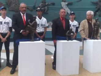 Hernández es Salón de la Fama del Beisbol Venezolano / Foto: Cortesía