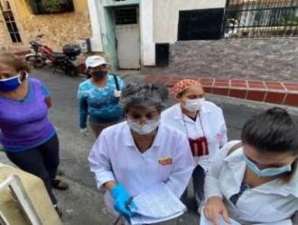 Venezuela llegó a 422 casos positivos / Foto: Cortesía
