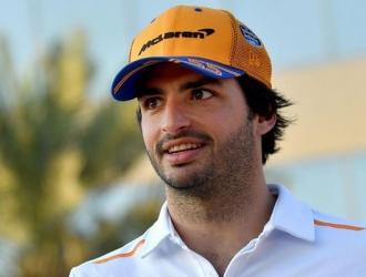 Sainz está por delante de Ricciardo/ Foto Cortesía