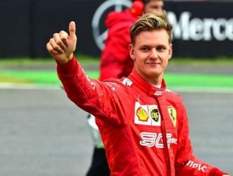 Mick corre para las categorías inferiores de Ferrari/ Foto Cortesía