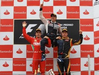 Maldonado celebró por todo lo alto/ Foto Cortesía
