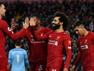 Liverpool es líder a falta de nueve fechas / Foto: Cortesía