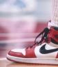 Zapatos de Jordan se vendieron en mayor precio de su valor / Foto: Cortesía