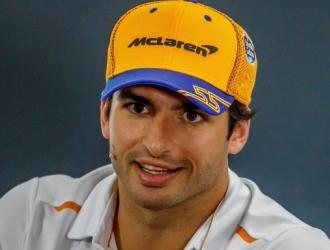 Sainz correrá en Ferrari en 2021 / Foto: Cortesía
