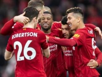 El Liverpool tiene una ventaja de 25 puntos sobre el City/ Foto Cortesía