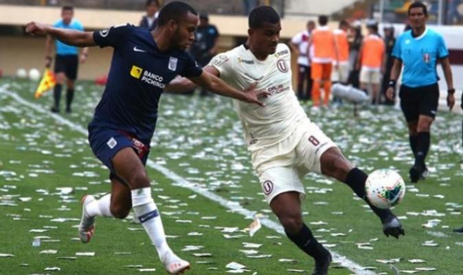 Perú retomará el fútbol / Foto: Cortesía
