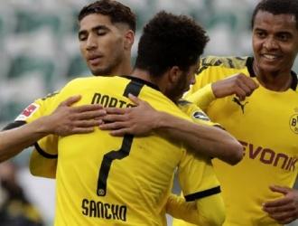 El marroquí marcó el segundo tanto/ Foto Cortesía