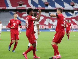 Lewandowski marcó el tercero/ Foto Cortesía