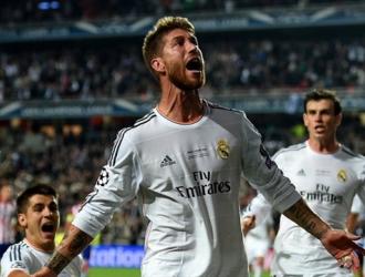 Ramos cambió la historia en el minuto 93/ Foto Cortesía