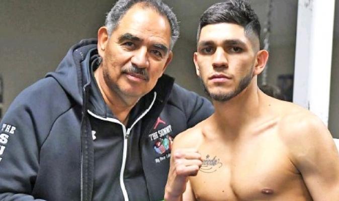 Saucedo peleará en junio / Foto: Cortesía