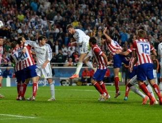 Ramos marcó un tanto histórico/ Foto Cortesía