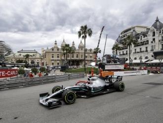 Russell gana GP de Mónaco / Foto: Cortesía