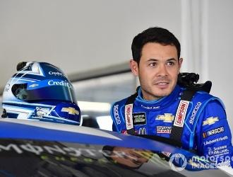 Larson gana carrera / Foto: Cortesía