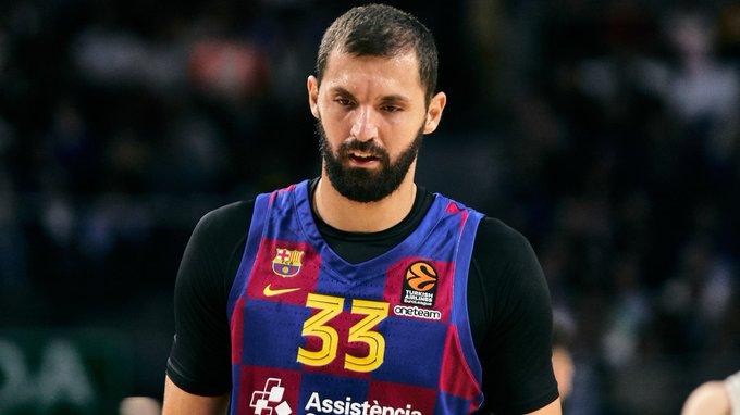 Mirotic jugó en la NBA / Foto: Cortesía