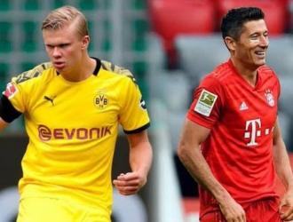 Bayern tiene 4 puntos de ventaja al BVB / Foto: Cortesía