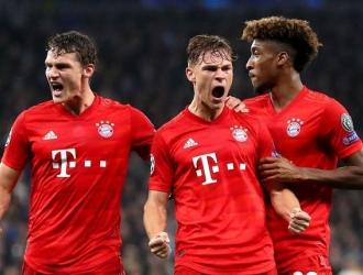 El Bayern se va a siete puntos de distancia/ Foto