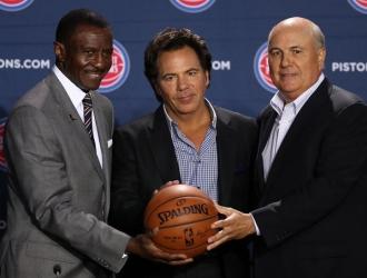 Pistons tiene marca de 20-46 esta temporada / Foto: Cortesía