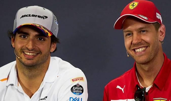 Sainz llegó a la F1 en 2015 / Cortesía