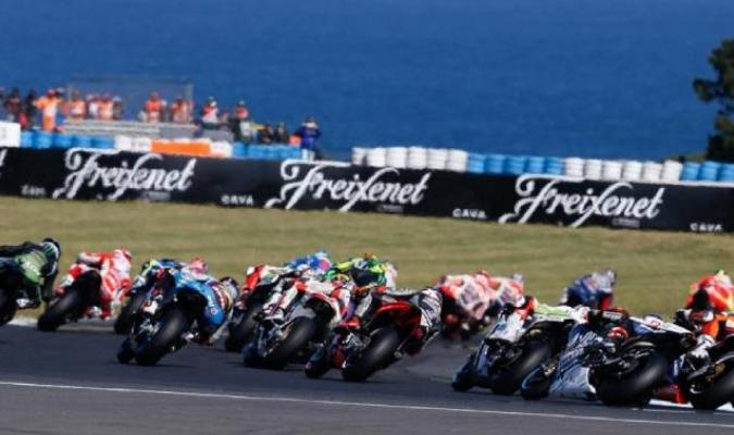 La temporada de MotoGP debía en principio comenzar el 8 de marzo en Qatar