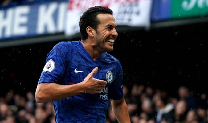Pedro puede salir gratis del Chelsea/ Foto Cortesía