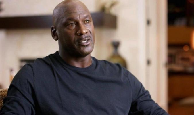 Jordan se mostró enfadado por la muerte de Floyd/ Foto Cortesía