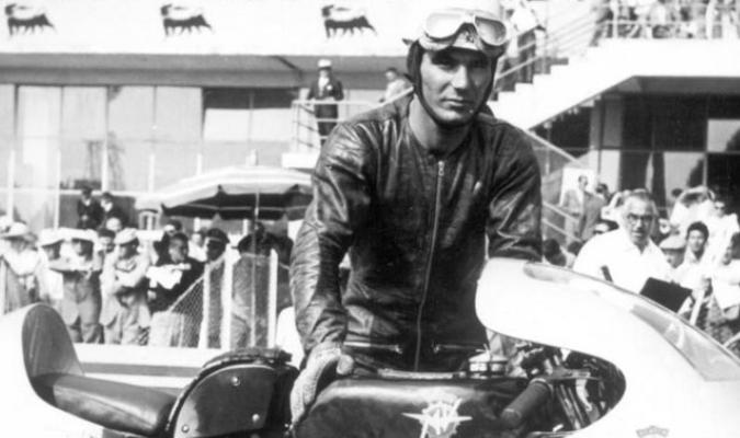 Ubbiali es uno de los mejores motociclistas italianos/ Foto Cortesía