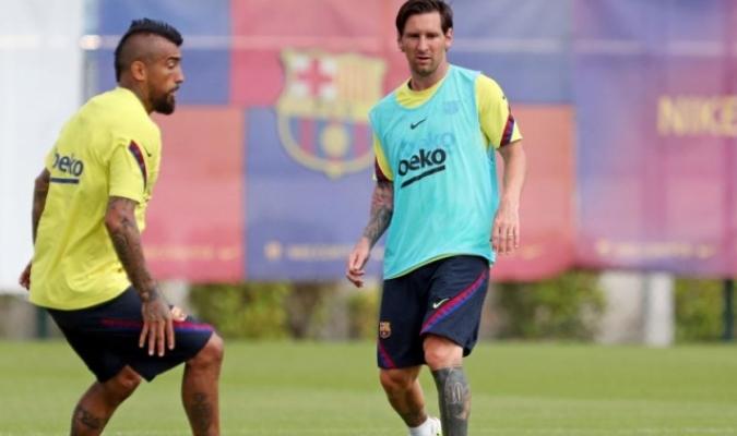 Messi puede perderse el regreso de la liga / Foto: Cortesía