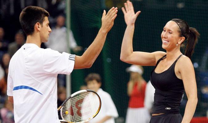 La serbia volverá en un torneo benéfico/ Foto Cortesía