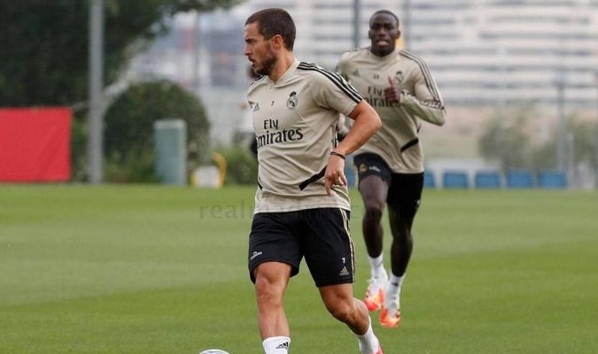 Hazard ya está listo para jugar/ Foto Cortesía