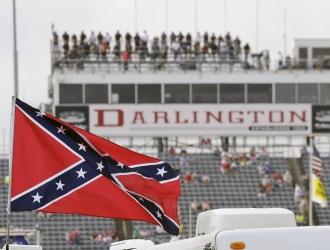 Nascar prohibe bandera confederada en carreras / Foto: Cortesía