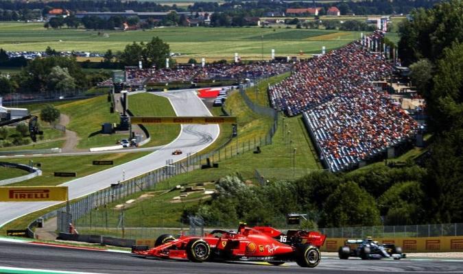 Gp de Austria F1 / Foto Cortesía