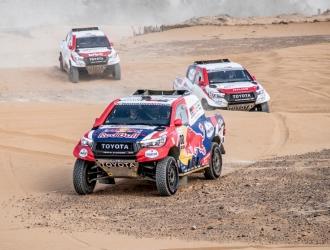 Rally de Marruecos / Foto Cortesía