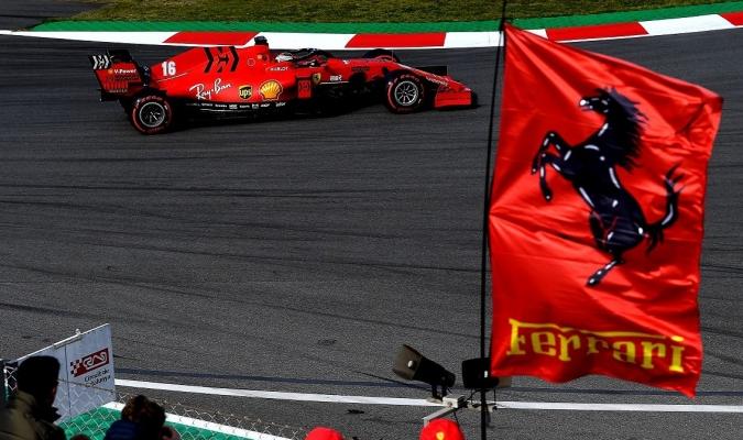 Ferrari volvió a las pistas / Foto Cortesía