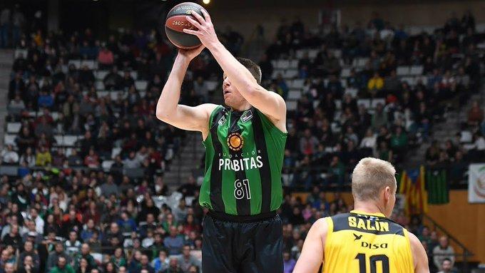 Iberostar ganó su primer juego tras el parón / Foto: Cortesía