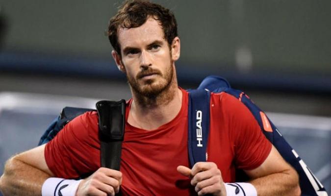Andy Murray no estará en la final del torneo de exhibición llamado la Batalla de los Británicos /