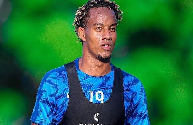 Carrillo juega en el fútbol árabe / Foto: Cortesía