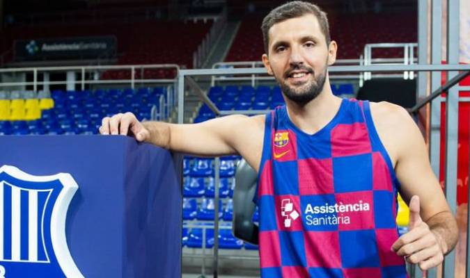 Mirotic regresó en 2019 al baloncesto del viejo continente / Cortesía