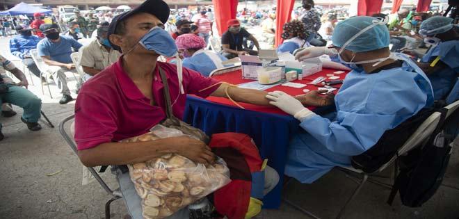 Venezuela registra 42 fallecidos por Covid / Foto: Cortesía