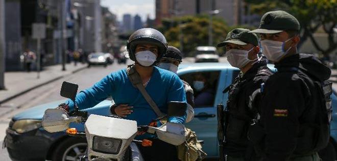 Venezuela supera los 5.000 casos de coronavirus / Foto: Cortesía