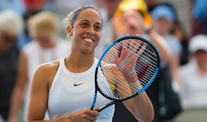 La tenista venció a su compatriota / Foto Cortesía